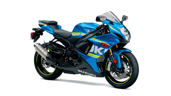 GSX-R750 ABS<br/>(海外モデル)
